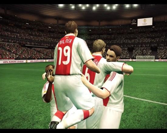 PES 2010 - Europa League