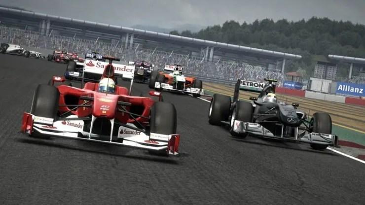 F1 2010 - Screenshot