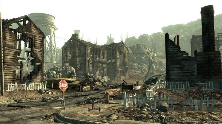 Fallout 3 - Screenshot
