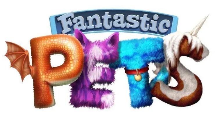 Fantastische Haustiere - Logo