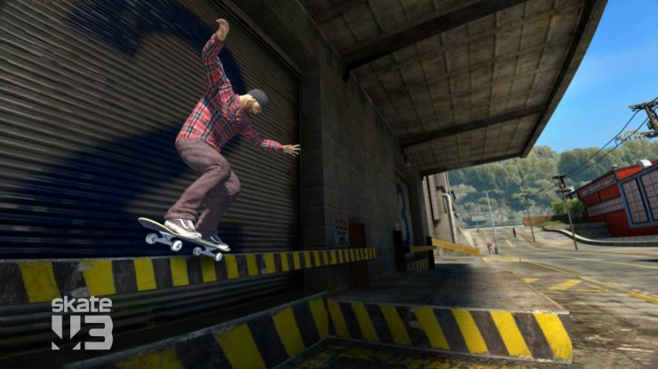 Skate 3 - Screenshot
