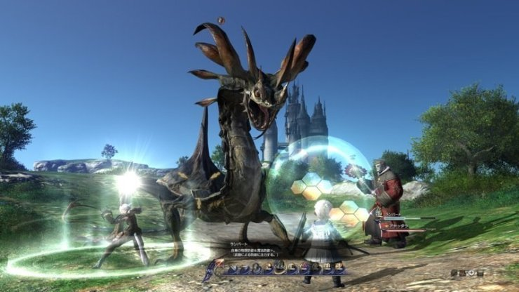 Final Fantasy 14 - Screenshot