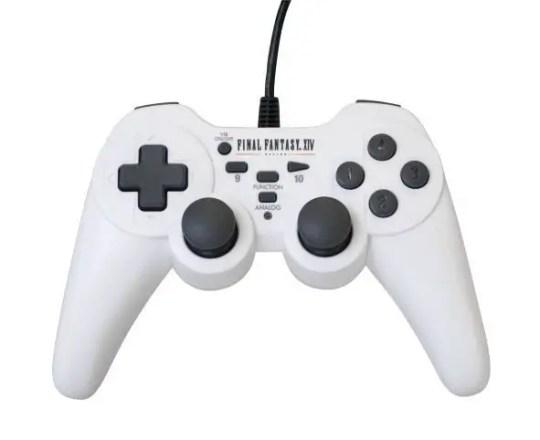 Final Fantasy 14 - Controller