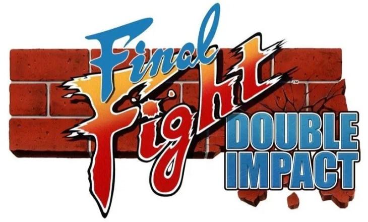 Final Fight: Double Impact - Logo