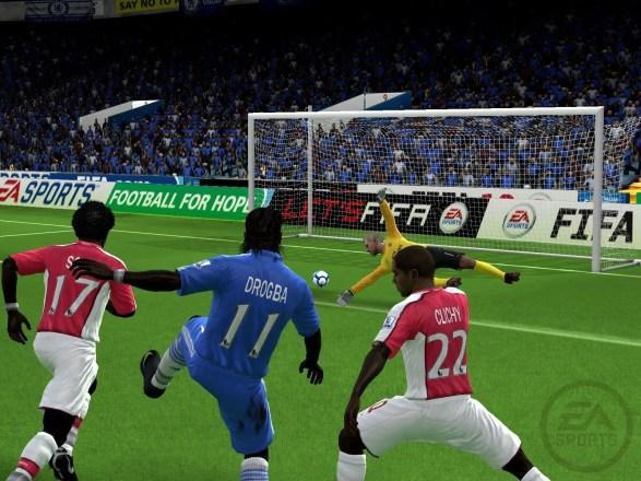 FIFA Online - Screenshot