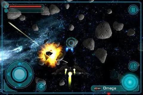 Galaxy on Fire - Screenshot