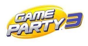 Game Party 3 - Logo