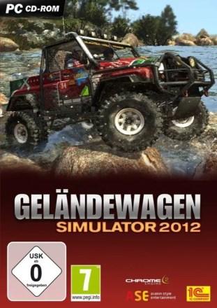 Geländewagen Simulator 2012 - Cover PC