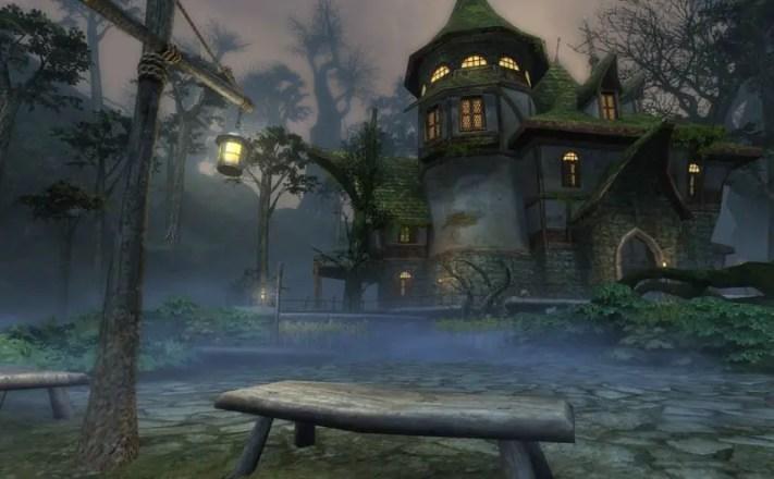RIFT - Screenshot zeigt Gloamwood