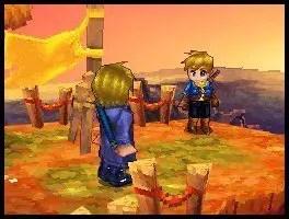 Golden Sun: Die dunkle Dämmerung - Screenshot