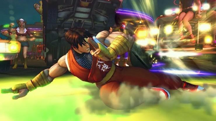 Super Street Fighter 4 - Screenshot Guy