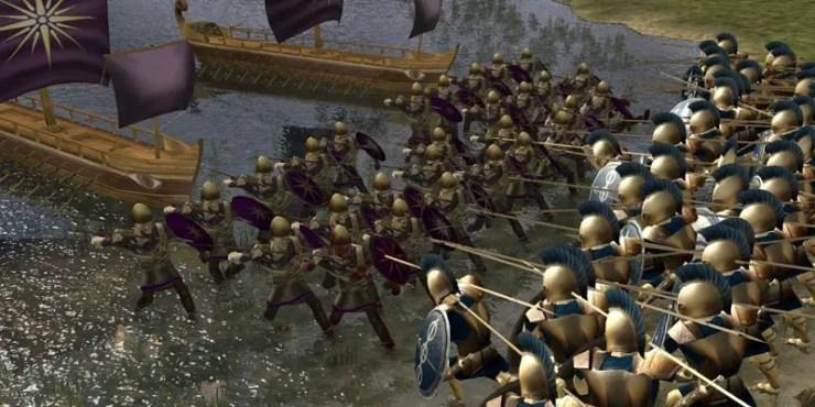 Hegemony: Philip of Macedon - Screenshot