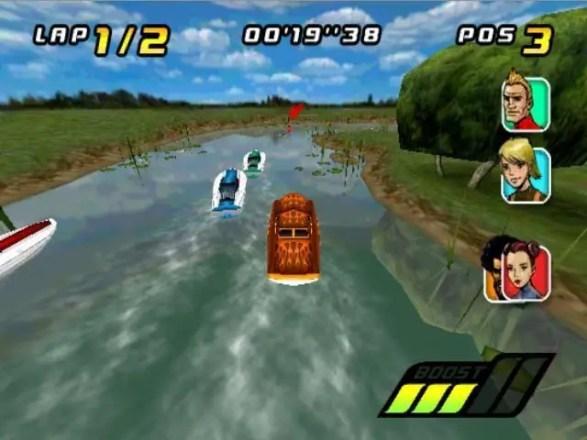 Powerboat Challenge