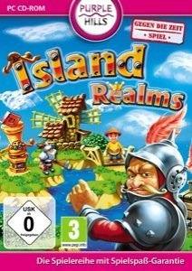 Island Realms - Cover PC