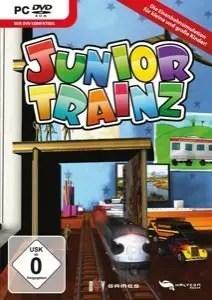 Junior Trainz - Cover PC