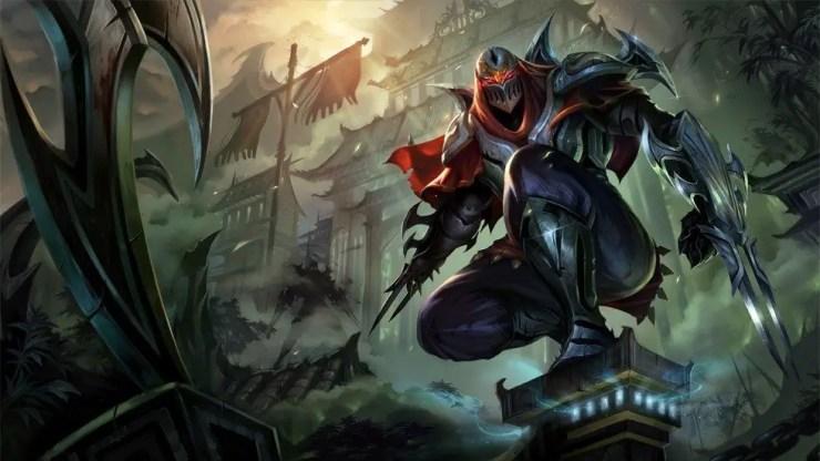League of Legends: Zed, der Meister der Schatten