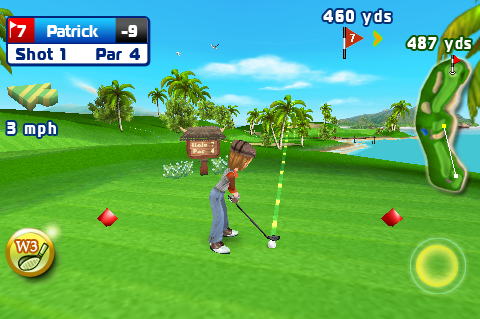 Let's Golf! - iPhone