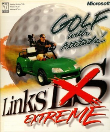 Links Extreme - Cover