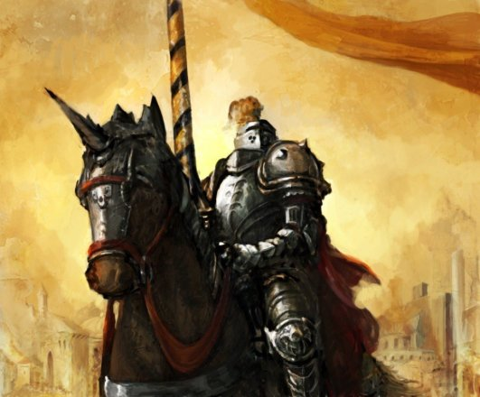 Lionheart: Kings' Crusade - Artwork