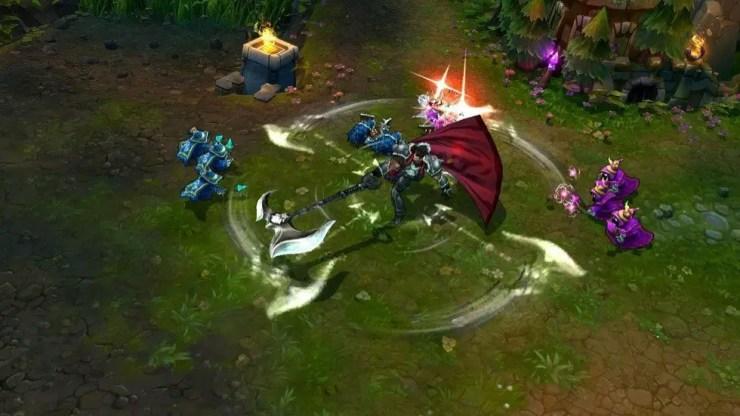 League of Legends: Champion Spotlight Darius