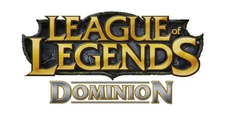 League of Legends: Dominion - Logo