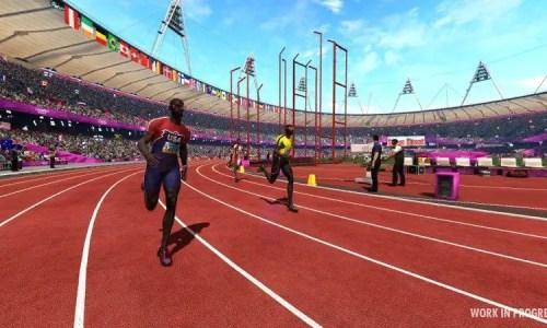 London 2012: das offizielle Videospiel - Leichtathletik