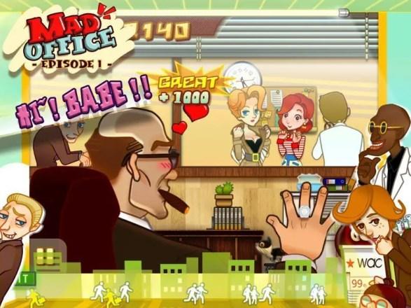 Mad Office HD - Screenshot