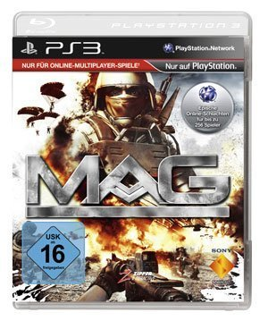MAG - Cover PS3