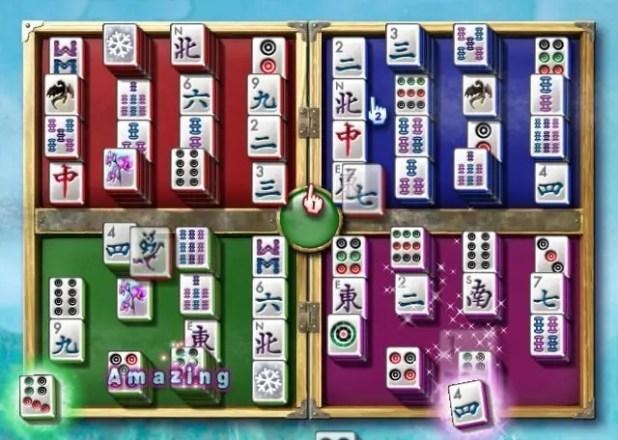 MahJongg Party - Screenshot
