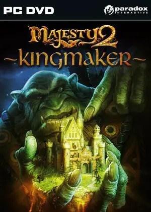 Majesty 2: Kingmaker - Cover