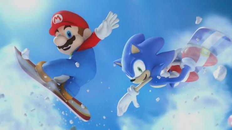 Mario & Sonic bei den Olympischen Spielen Vancouver 2010