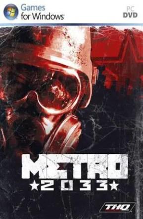 Metro 2033 - Packshot PC