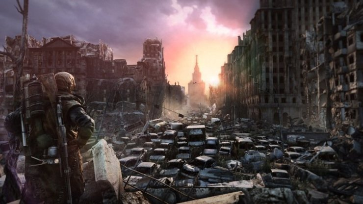 Metro: Last Light - Screenshot