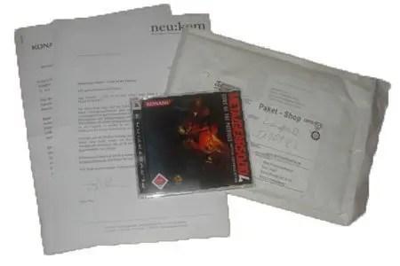 Metal Gear Solid 4: Rezensionsmuster eingetroffen