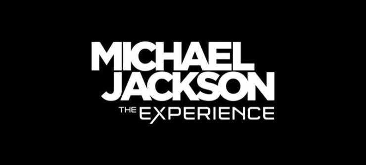 Michael Jackson: The Experience - Logo