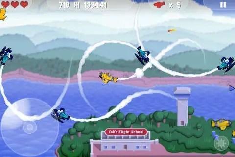 MiniSquadron - Screenshot