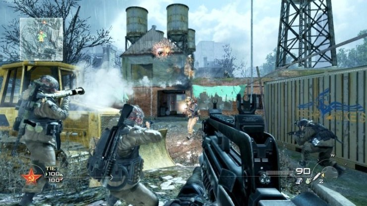 Modern Warfare 2 - Stimulus Map Pack