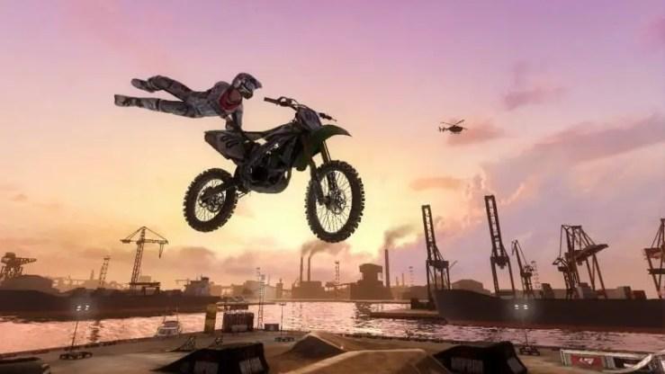 MX vs. ATV Reflex - Screenshot