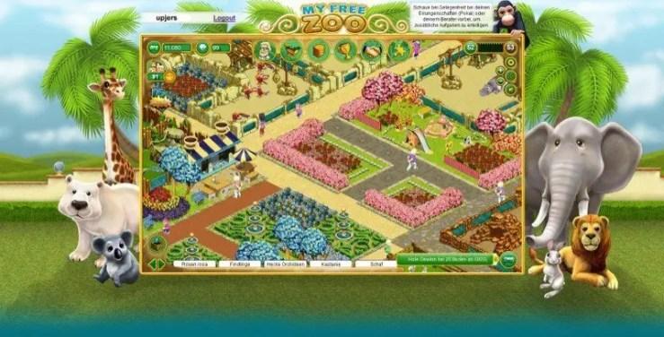 My Free Zoo: Neue Gestaltungsmöglichkeiten