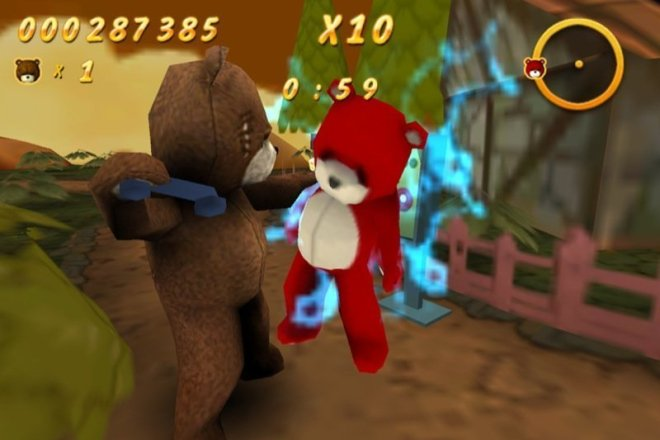Naughty Bear - Screenshot