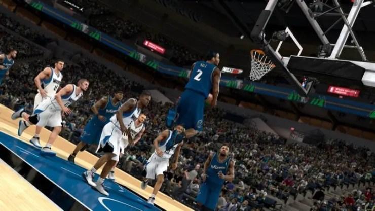 NBA 2K11 - Screenshot