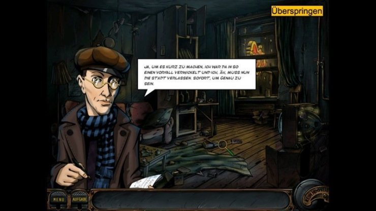 Nick Chase: A Detective Story - Screenshot