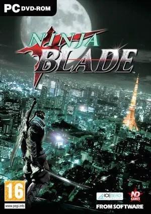 Ninja Blade - Cover PC