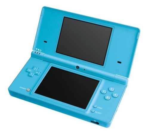 Nintendo DSi hellblau