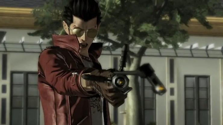 No More Heroes: Heroes' Paradise - Screenshot