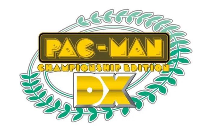 PAC-MAN Championship Edition DX - Logo