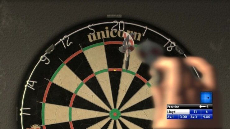 PDC World Championship Darts Pro Tour - Screenshot