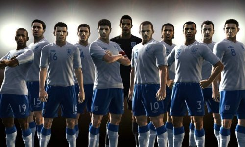 PES 2011 - Screenshot