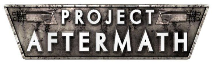 Project Aftermath - Logo