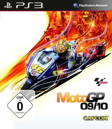 MotoGP 09/10 - Packshot PlayStation 3